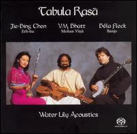 <i>Tabula Rasā</i> 1996 studio album by Béla Fleck, Vishwa Mohan Bhatt, Jie-Bing Chen