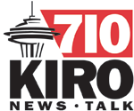 KIRO's logo, when the station broadcast only in AM, prior to August 2008.