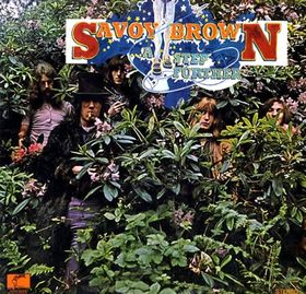 <i>A Step Further</i> 1969 studio album (part live) by Savoy Brown