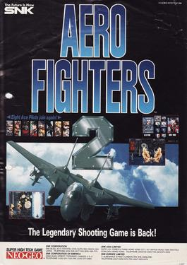 Best Neo Geo Games - Aero Fighters 2