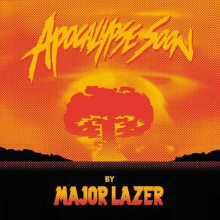 <i>Apocalypse Soon</i> 2014 EP by Major Lazer