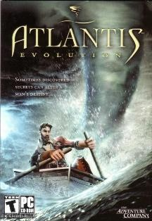 <i>Atlantis Evolution</i> 2004 video game