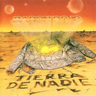 <i>Tierra de Nadie</i> (Barón Rojo album) 1987 studio album by Barón Rojo