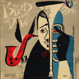 <i>Bird and Diz</i> 1952 studio album by Charlie Parker and Dizzy Gillespie
