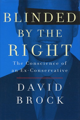 Picture of a book: Blinded By The Right