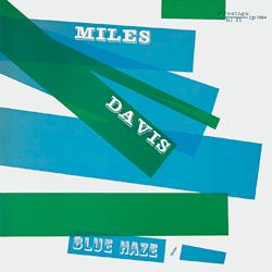 <i>Blue Haze</i> 1956 compilation album by Miles Davis