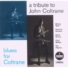 <i>Blues for Coltrane: A Tribute to John Coltrane</i> 1987 studio album by McCoy Tyner