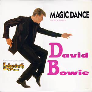 Magic Dance - Wikipedia