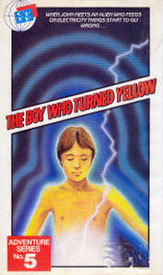 <i>The Boy Who Turned Yellow</i> 1972 film by Michael Powell