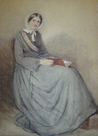Frances Margaret Taylor in the Crimea