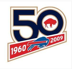 2009 Buffalo Bills season 50th season in franchise history