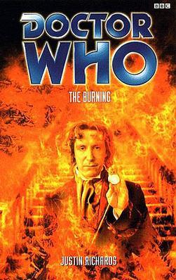 The Burning (novel) - Wikipedia  The Burning (no...
