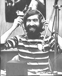 Cornel Chiriac Romanian musician, journalist and radio producer