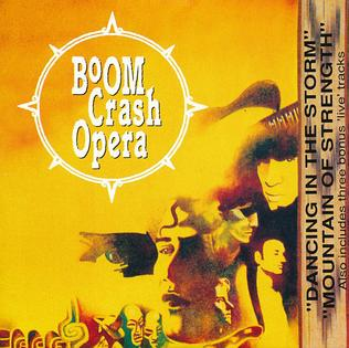 Dancing in the Storm (song) 1990 single by Boom Crash Opera