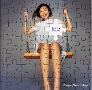 Many Pieces album cover