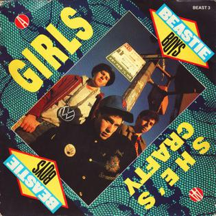 Beastie Boys Shes On It Badge Pack No 2