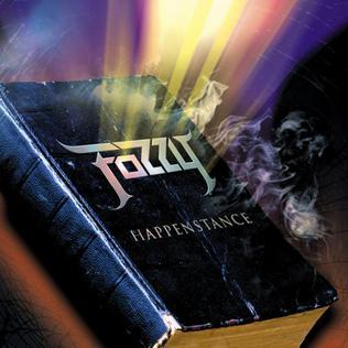 <i>Happenstance</i> (Fozzy album) album by Fozzy