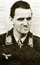 Hubertus von Bonin German flying ace