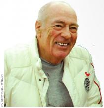 Jean Vuarnet French alpine skier