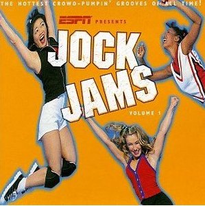 Who's going to be the first to use JOCK JAM MEGAMIX?