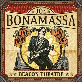 <i>Beacon Theatre: Live from New York</i> 2012 live album by Joe Bonamassa