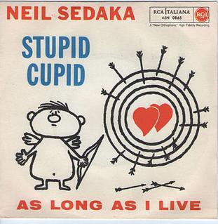 Stupid Cupid 1959 single by Connie Francis