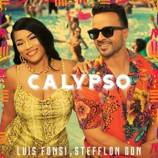 Calypso (Luis Fonsi and Stefflon Don song) 2018 song by Luis Fonsi ft. Stefflon Don