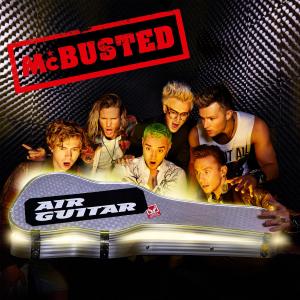 McBusted - Air Guitar (studio acapella)