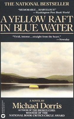 yellow raft in blue water A yellow raft in blue water : ida overview ida's section is crucial to the conclusion of the story, and connects all three narratives together it is only until ida's section that the reader.