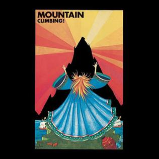 <i>Climbing!</i> 1970 studio album by Mountain