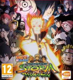Naruto Shippuden Ultimate Ninja Storm Revolution Wikipedia