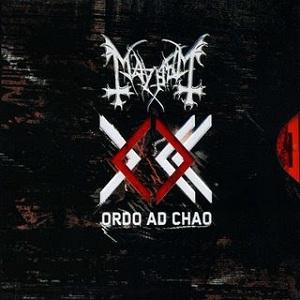 <i>Ordo Ad Chao</i> 2007 studio album by Mayhem