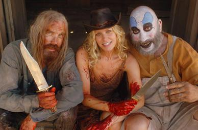 who plays the clown in house of 1000 corpses