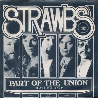 Part of the Union Strawbs song