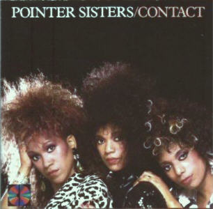<i>Contact</i> (Pointer Sisters album) 1985 studio album by Pointer Sisters