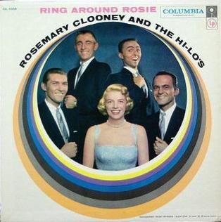 <i>Ring Around Rosie</i> 1957 studio album by Rosemary Clooney