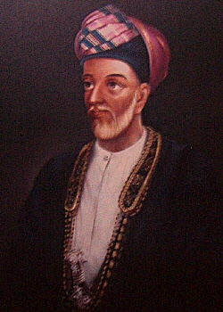 Said bin Sultan, Sultan of Muscat and Oman - Wikipedia, the free