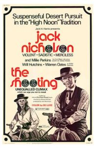 <i>The Shooting</i> 1966 film by Monte Hellman