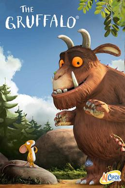 The gruffalo %28film%29 poster