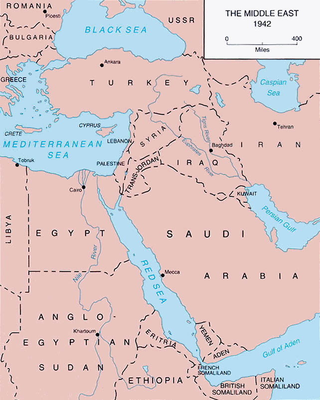 Mediterranean and Middle East theatre of World War II Wikiwand