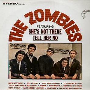 <i>The Zombies</i> (album) 1965 studio album by The Zombies