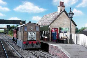 Image Result For Toby The Train