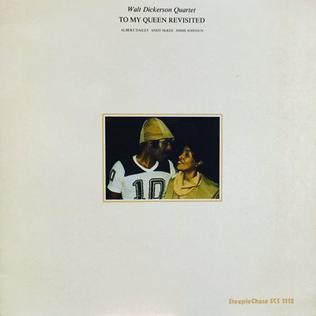Walt Dickerson Shades Of Love Walt Dickerson Solo