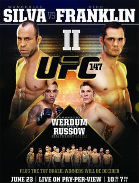 UFC 147 Recap