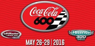 2016 Coca Cola 600 Wikipedia