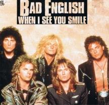 Bad English — When I See You Smile (studio acapella)