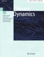 <i>Climate Dynamics</i> journal