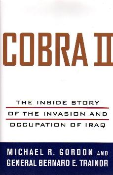 List of book about OIF (Iraq 2003 to present) Cobra_II