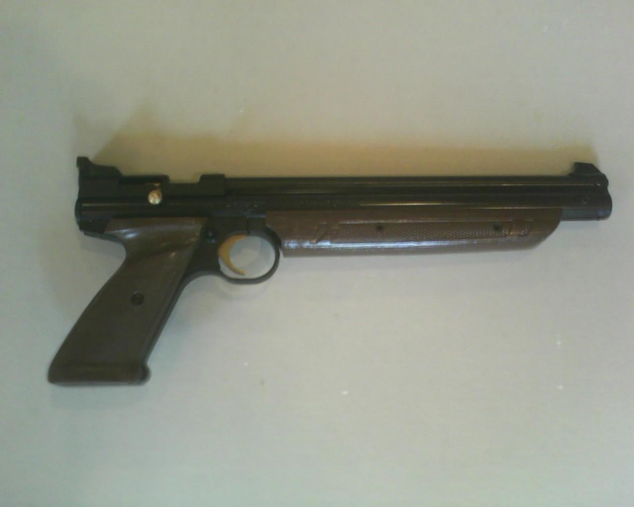 Modern Pneumatic Airgun Book