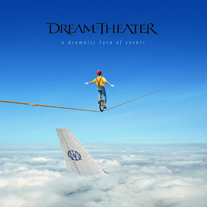 "Capa do disco ""A Dramatic Turn of Events"", Dream Theater"